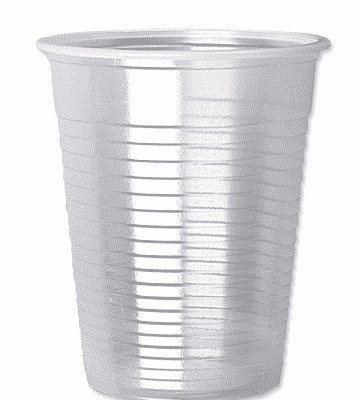 plasctic-cup